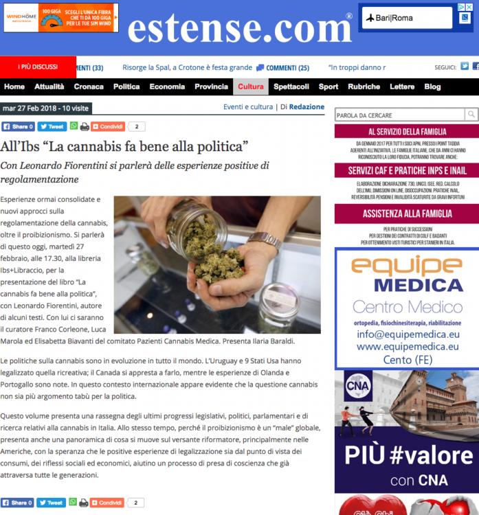 cannabis estense.com