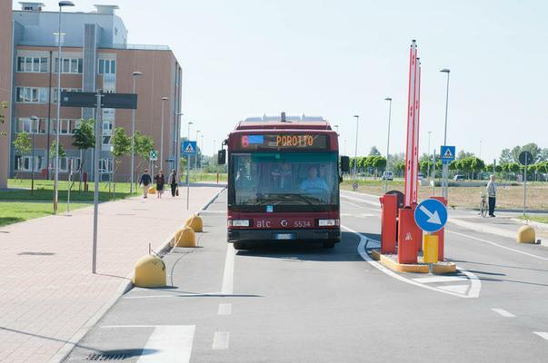 Bus per Cona. foto AMI Ferrara