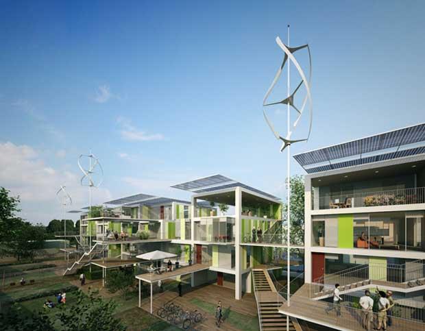 Energy Zero Building